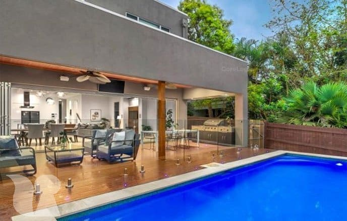 home in Byron Bay