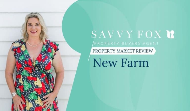 New Farm Qld Property Market