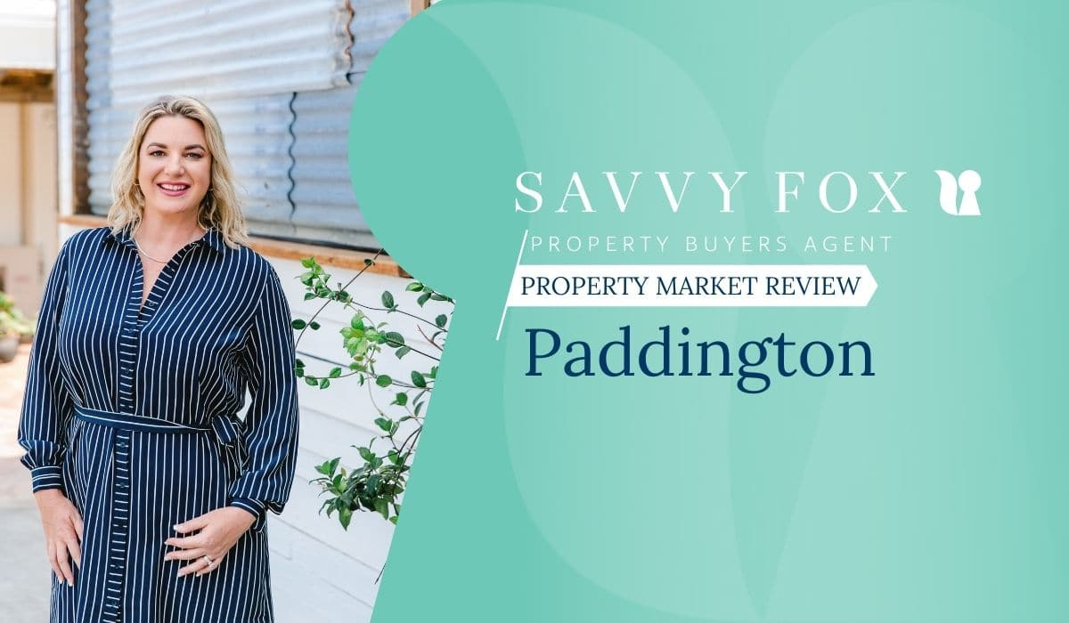 Paddington Qld Property Market