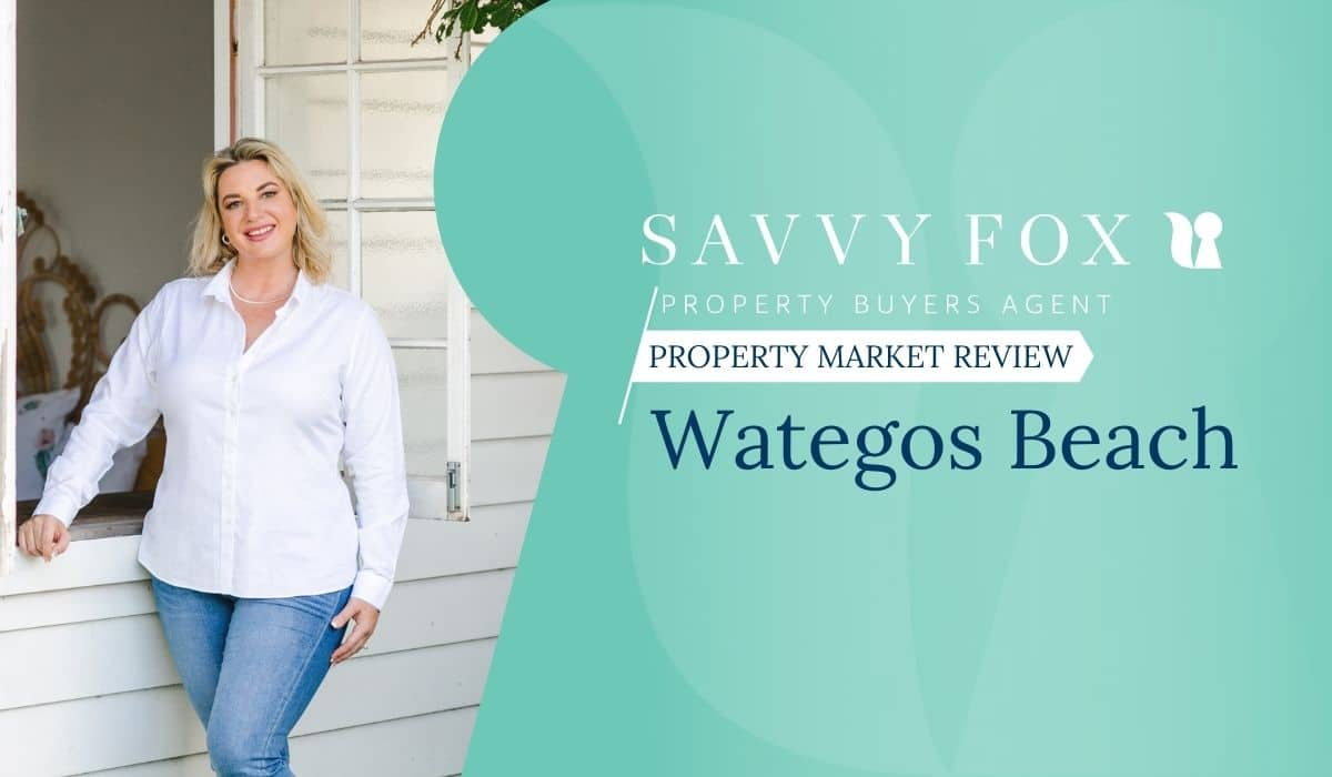 Wategos Beach NSW Property Market